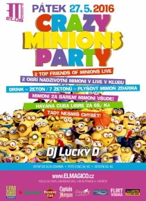 Crazy Minions Party