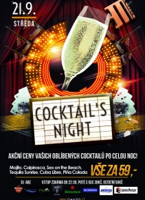 Special Cocktail\'s Night