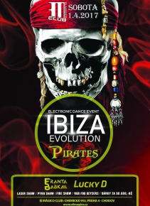 Ibiza Evolution Night & Pirates Edition