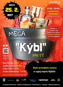Mega Kýbl Party