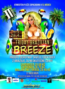 Friday Brazilian Breeze