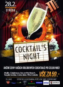 Special Cocktail's Night