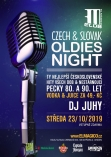 CS Oldies Night