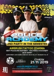 Police Academy Party Vol. 51 - Airbrush Tattoo